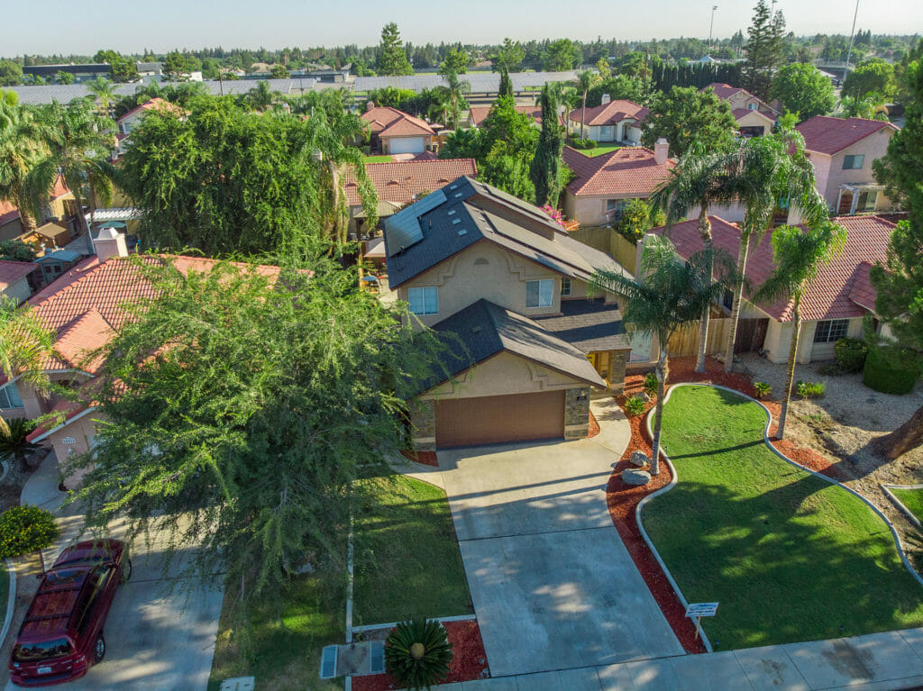 Residential Solar Project Bakersfield